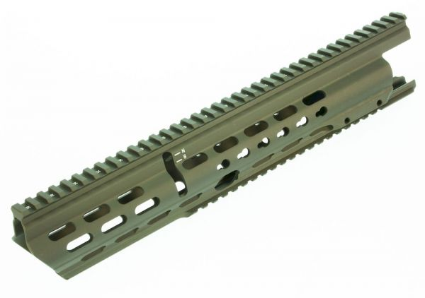 Heckler & Koch HK417 / MR308 Slim Line Hkey Handschutz, RAL8000