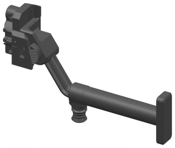 Heckler & Koch MP5K Schulterstütze klappbar und gekröpft