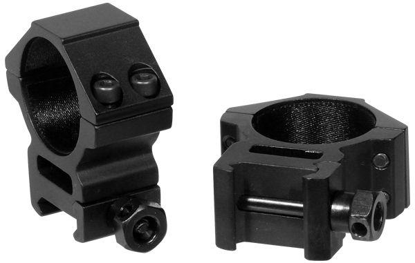 UTG Ø30mm Montageringe, BH 14mm, RB 21mm