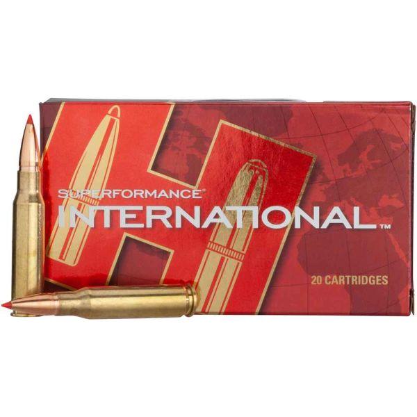 Hornady SPFI GMX Superperformance Intl. .308 165 grs., 20 Schuss