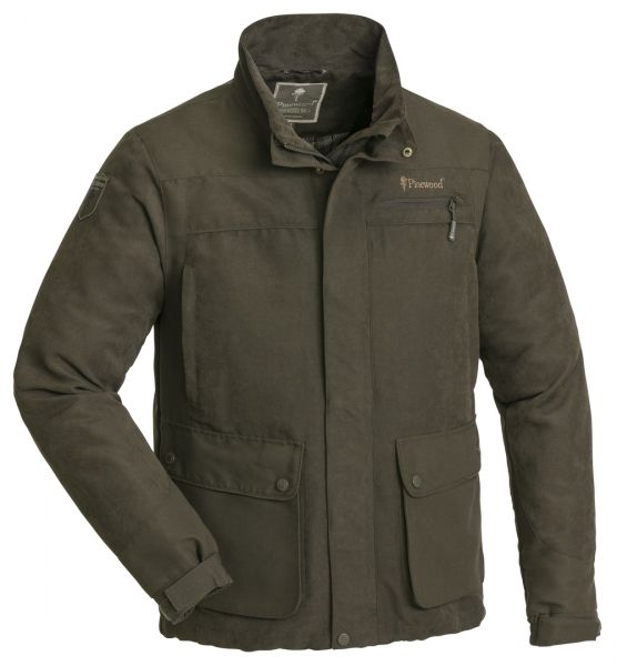 Pinewood Wolf Super Light Jacke ( Wildlederbraun 241)