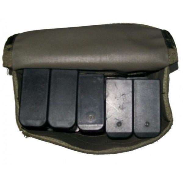 Zentauron Munitionstasche MG3, klett