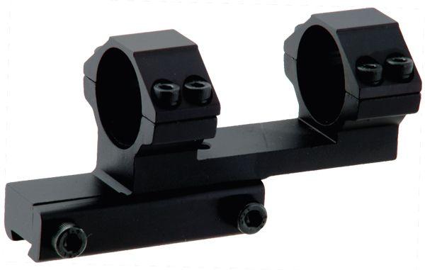 UTG Ø25,4mm Offset Luftgewehrmontage BH 21mm, RB 18mm
