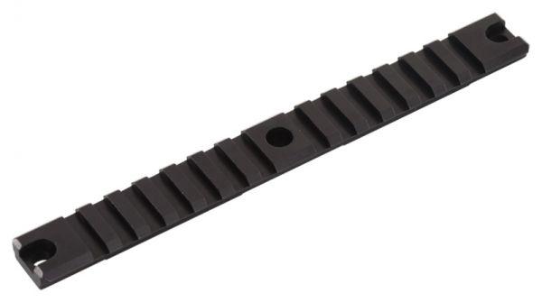 Heckler & Koch G36 / HK243 Picatinny Schiene f. Handschutz unten (ohne Schrauben) Alu, 2x7 Nuten