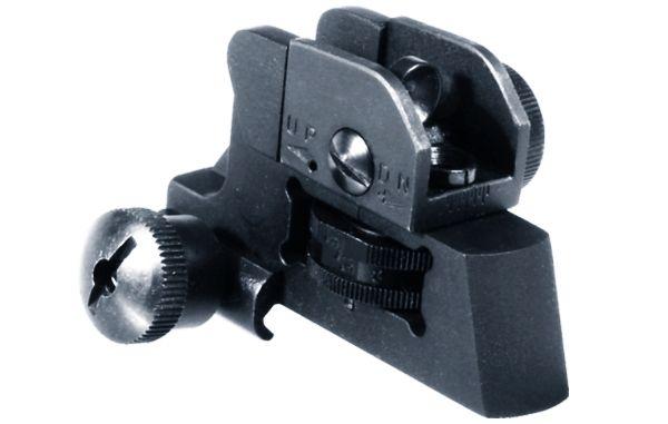 UTG Lochvisier für Modell M4 AR-15 Modelle Match-Qualität