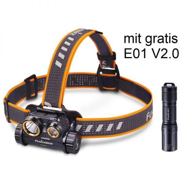 Fenix HM65R Stirnlampe