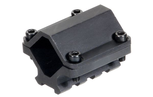 UTG Universal Flinten Picatinny Rohradapter, kurz