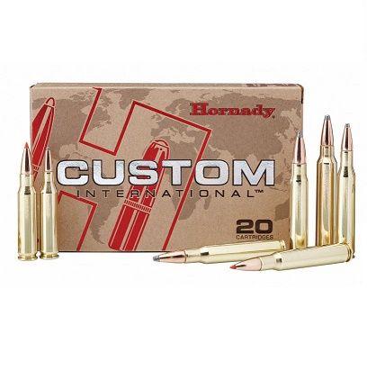 Hornady SP Teilmantel Custom Intl. 6,5 Creedmoor 140gr