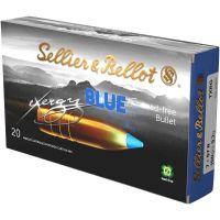 Sellier & Bellot 7x57 R TXRG Blue 150 grs, 20 Schuss