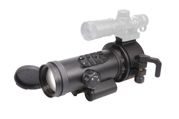 Dipol DN37 Pro Mini Vorsatzgerät schwarz-weiss