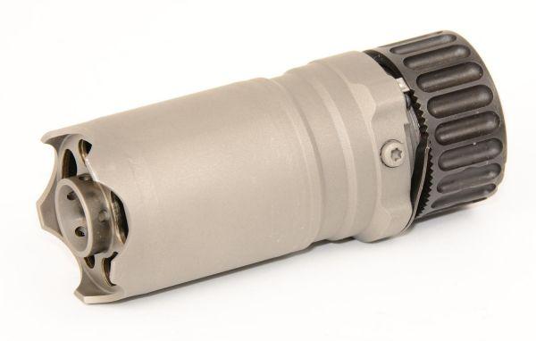 Brügger & Thomet Blast Deflector mit Glasbrecher Rotex-IIA