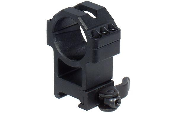 UTG Ø30mm Hebel-Schnellspannmontagering, BH 25mm, RB 25mm