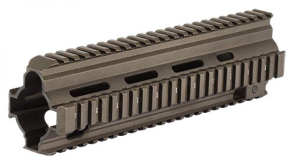 """Heckler & Koch 9"""" HK416 / MR223 Handschutz A3 RAL8000"""