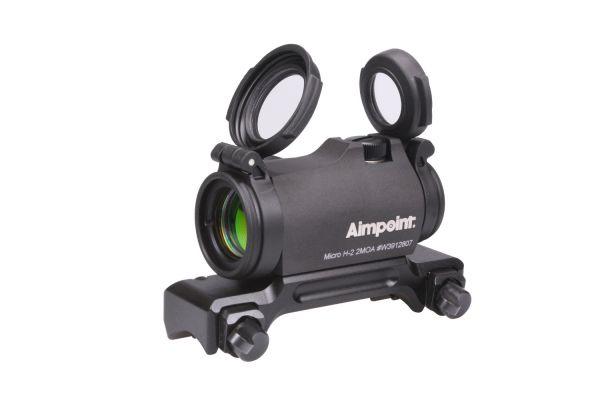 Aimpoint Micro H-2 2 MOA mit Makuick Blaser R8/R93 Sattelmontage