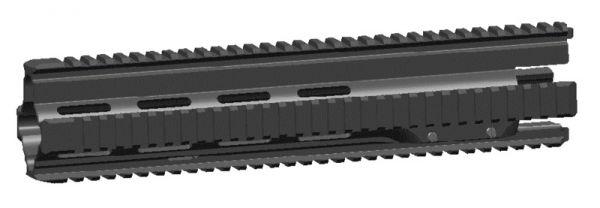 """Heckler & Koch HK417 / MR308 12,9"""" Picatinny Handschutz"""