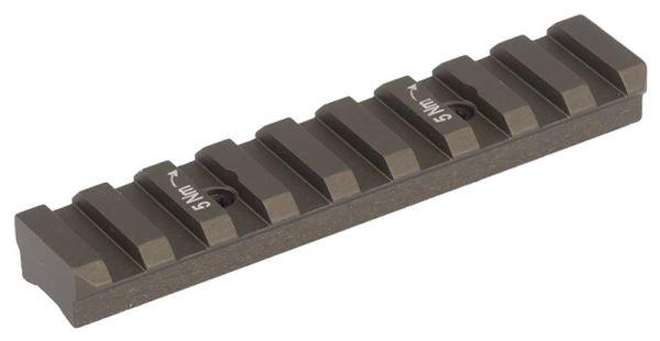 Heckler & Koch 95mm Hkey Picatinny Schiene, RAL8000