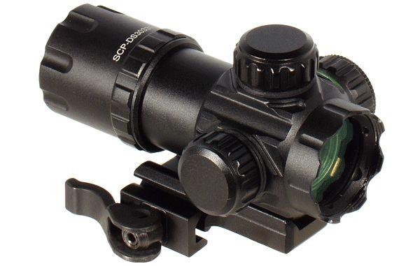 UTG Leuchtpunktvisier 1x 26mm rot/grün Absehen