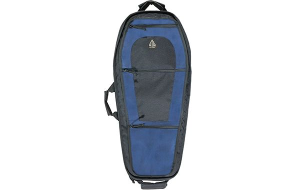 "UTG Alpha Battle Carrier Sling Pack 30"" Multi-Waffentasche, schwarz/blau"