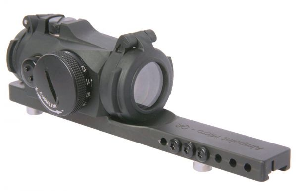 Aimpoint Micro H-2 2 MOA mit Leupold QR-Montage