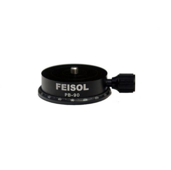 FEISOL Panorama-Drehteller PB-90