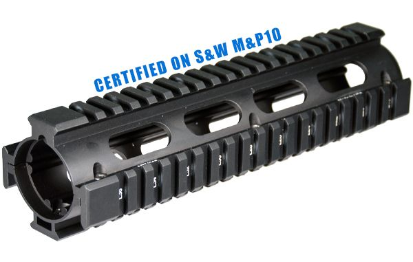 """UTG PRO 9"""" Drop-In Quad Rail Handschutz für AR308"""