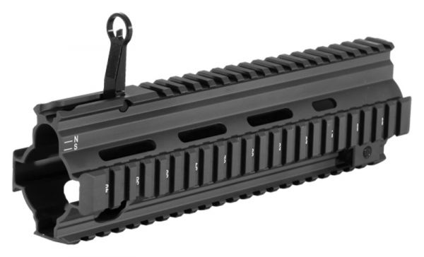 Heckler & Koch HK416 / MR223 Handschutz mit integriertem Klappkorn