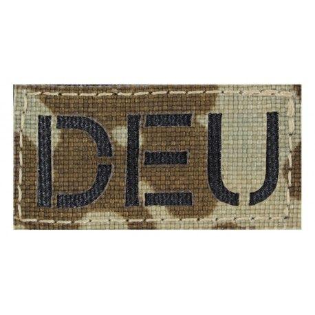 Zentauron DEU Patch Set, klein (Bild abweichend)
