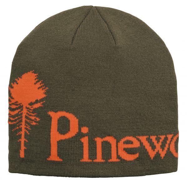 Pinewood Strickmütze Meliert