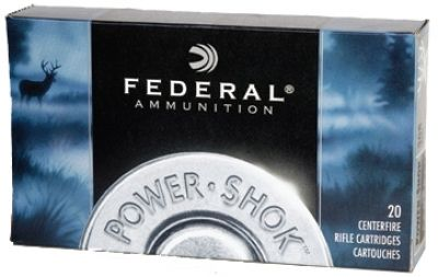 Federal .300 Win Mag 150 grs Speer Hot-Cor SP Power Shok