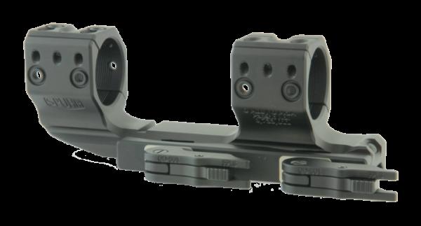 Spuhr Ø30 H34mm QD Cantilever / versetzte Blockmontage