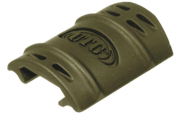 UTG Gen.1 Handschutzelemente für Picatinny Schienen 12 Stk, Oliv