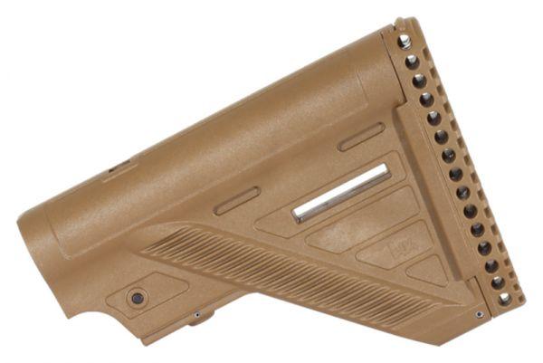 Heckler & Koch MR223 Schulterstütze Slim Line RAL8000