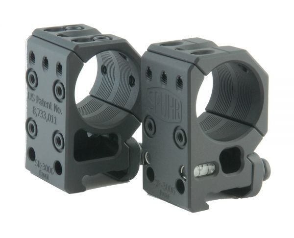 Spuhr Ø30mm H34mm Ringmontage