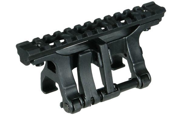 UTG MP5 Stahlkrallenmontage mit Adapter von STANAG zu Picatinny