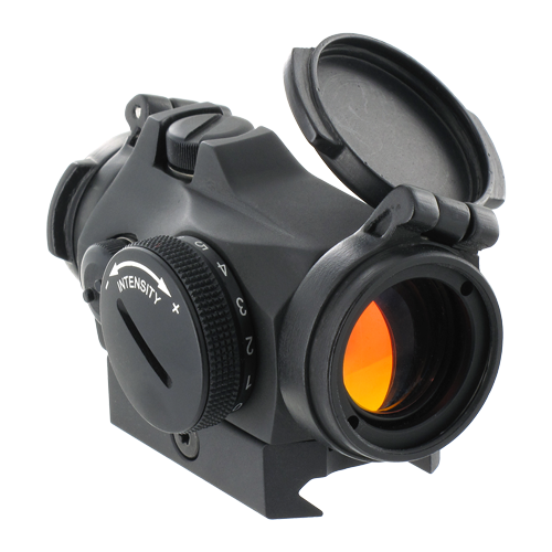 Aimpoint Micro T-2 2 MOA mit Weaver Montage