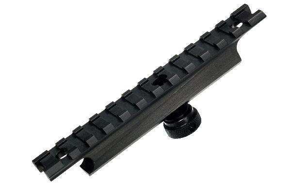 UTG 12 Slot STANAG Picatinny-Schiene für AR-15 Tragegriff