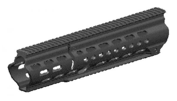 Heckler & Koch HK416 / MR223 Slim Line Hkey Handschutz, lang