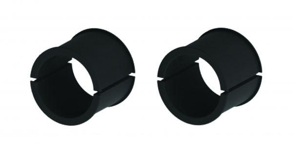 """ERA-TAC Reduzierringe Kunststoff schwarz 30mm auf 26mm/1"""" für T3013 Blockmontagen"""