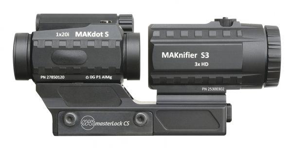 MAKmasterLock CS Combisystem