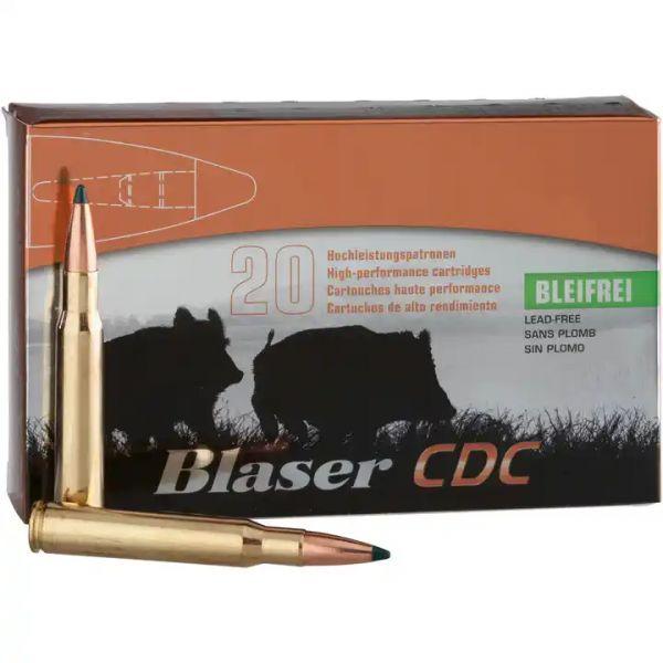 Blaser Munition 8x68 S CDC