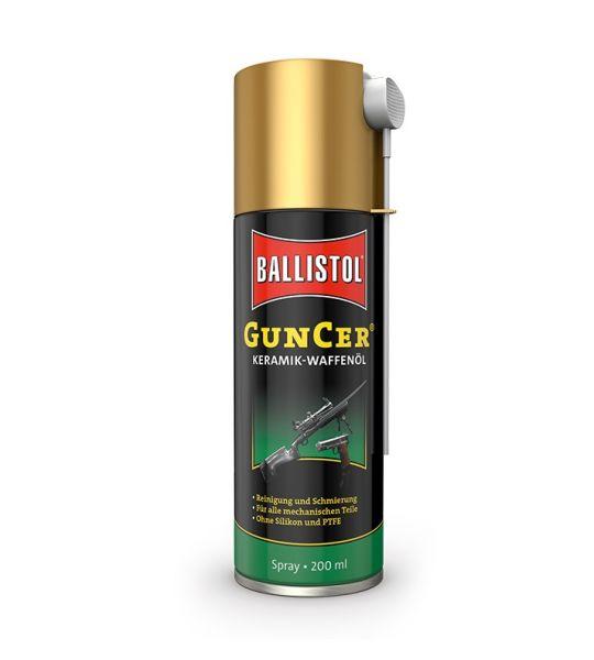 Ballistol Waffenöl GunCer Spraydose, 200ml