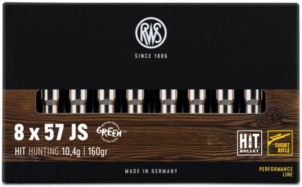 RWS 8x57JS Hit SRF