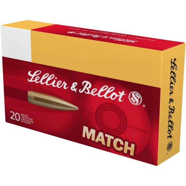 Sellier & Bellot .223 Rem. HPBT 69 grs, 20 Schuss