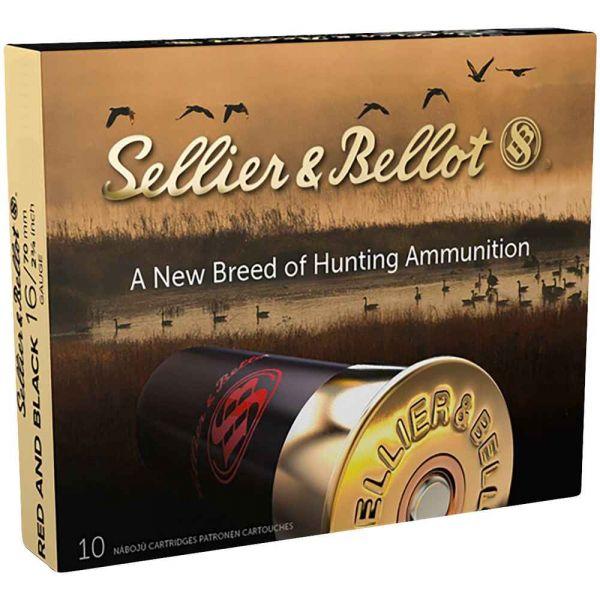 Sellier & Bellot 1670 30,1g, 4,0mm 10 Schuss