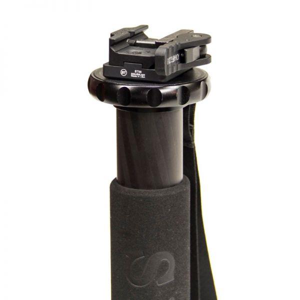 B&T Adapter mit QD-Hebel, BT56-L (Anwendungsbeispiel)