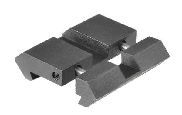 UTG Adapter 11mm auf Weaver/Picatinny