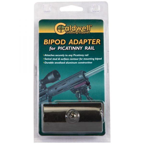 Caldwell Bipod Adapter für Picatinny Schiene