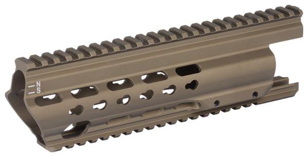 Heckler & Koch HK417 / MR308 Slim Line Hkey Handschutz RAL8000