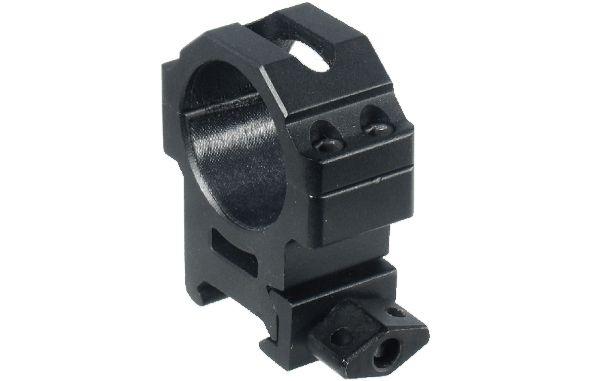 UTG Ø30mm Schnellspannmontageringe BH 15mm, B 22mm
