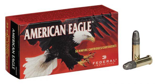 Federal American Eagle .22LR KK 40 gr.